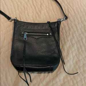 Rebecca Minkoff Regan Leather Feed Bag